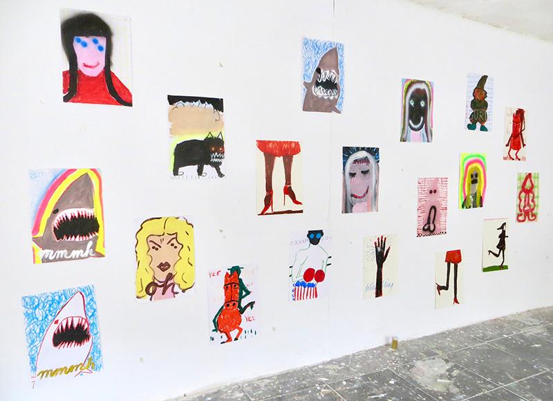 best contemporary painting, 2021, featured artist, spotlight, garbrielle graessle