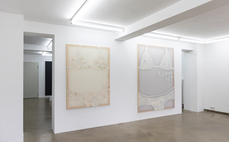 karo kuchar, installation shoot, art gallery, white space, famous, artist