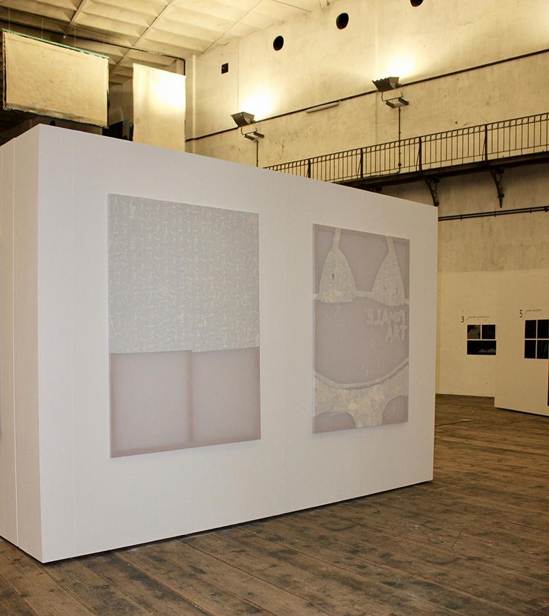 daniel richter, painting, class, academy of fine arts, vienna