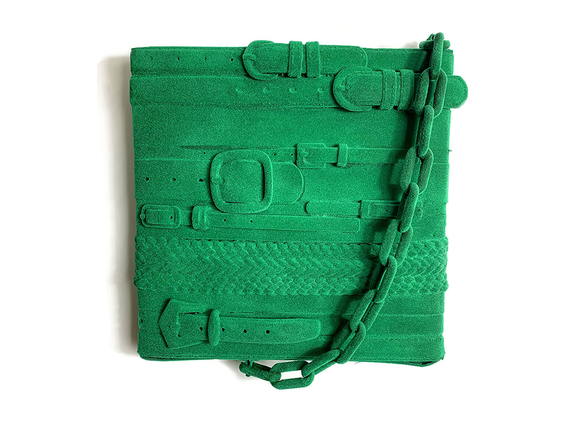 noah kashiani, featured artist, sculpture, mixed media, blue