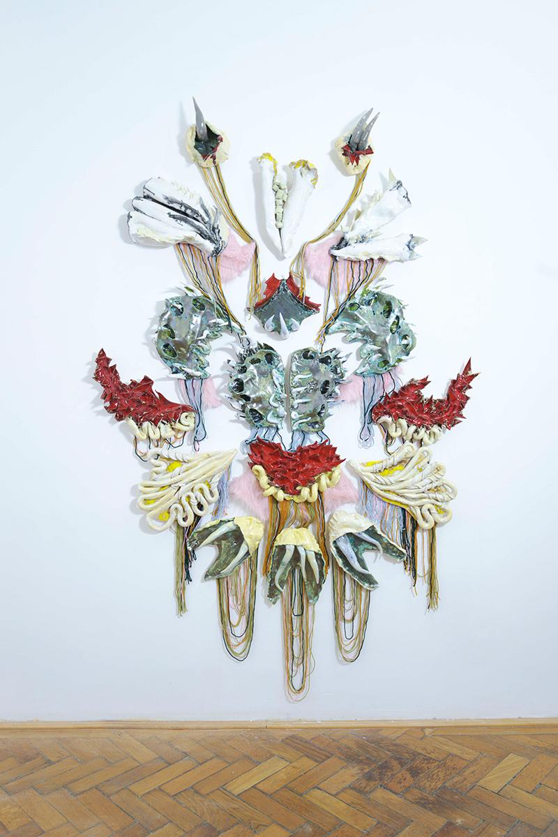 mira makai, sculpture, mltimedia, wall piece, contemporary artwork