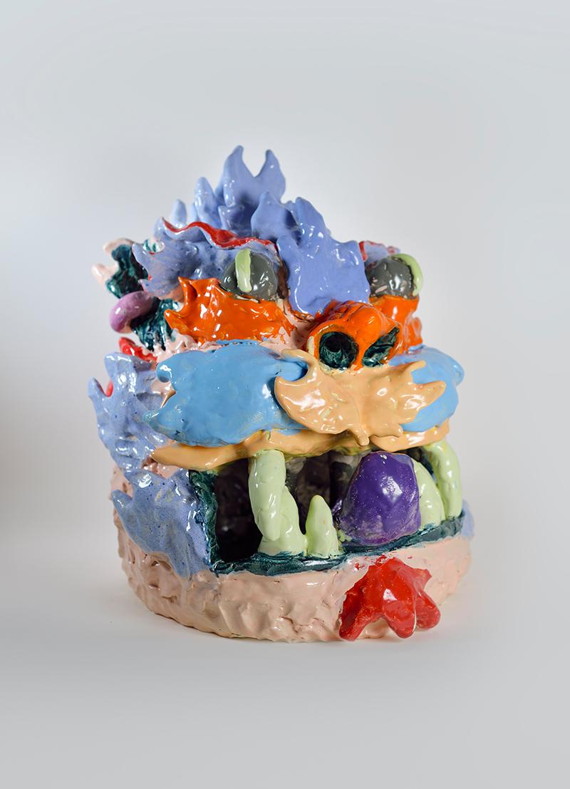 mira makai, ceramics, art, figurine, figurative, sculpture