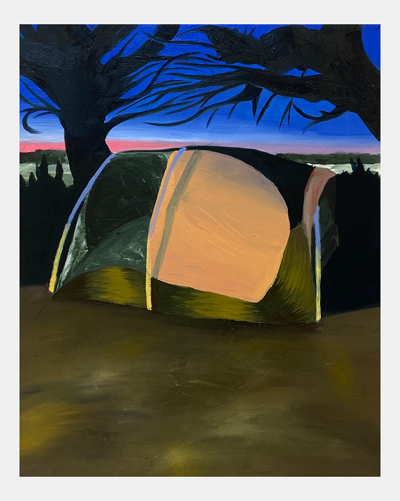 inspired by, matthew wong, katherine bradford, tom thomson, alex katz,