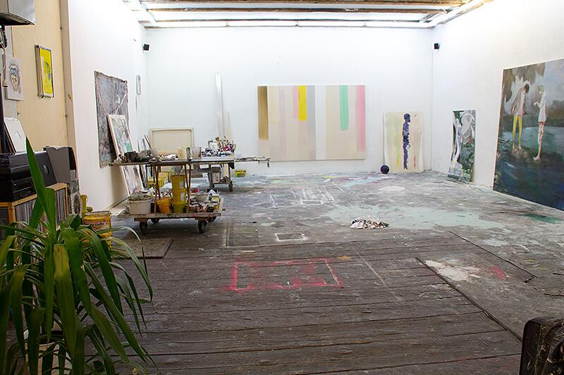 künstler, färbe, neu, visuell, Galerist, Ausstellungen, wichtig, sammeln