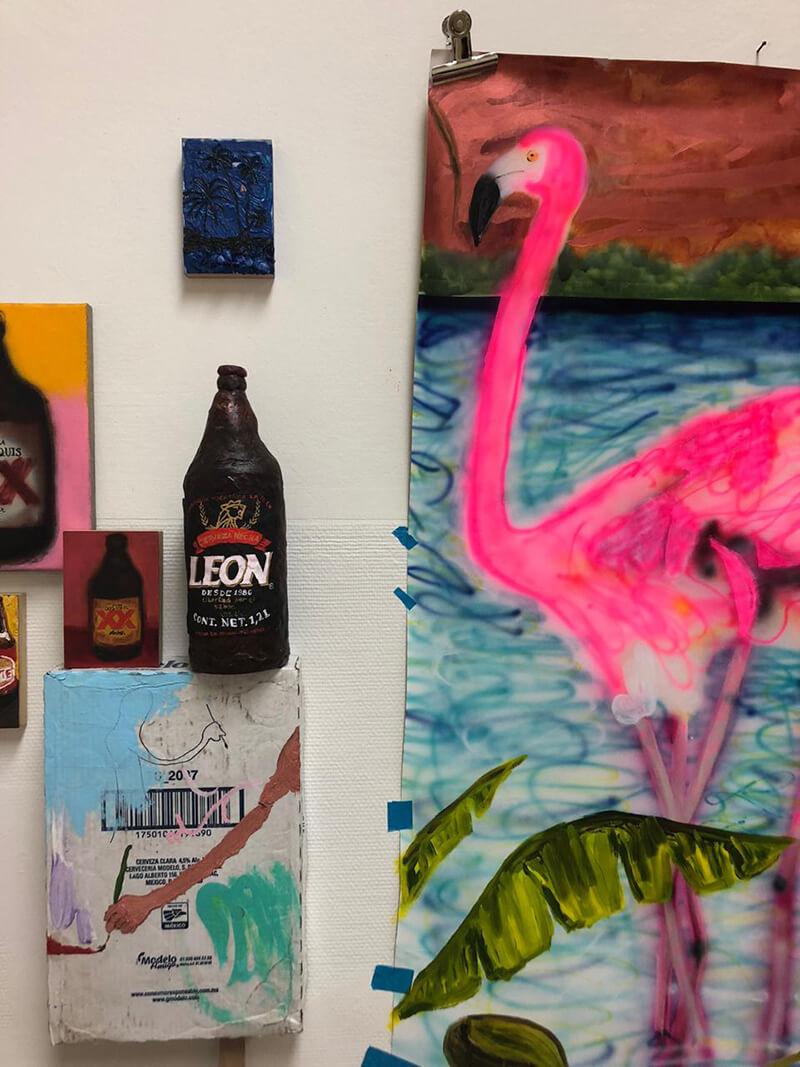 spotlight, artistic, family, calling, arts, abstract, Daniel Richter class,