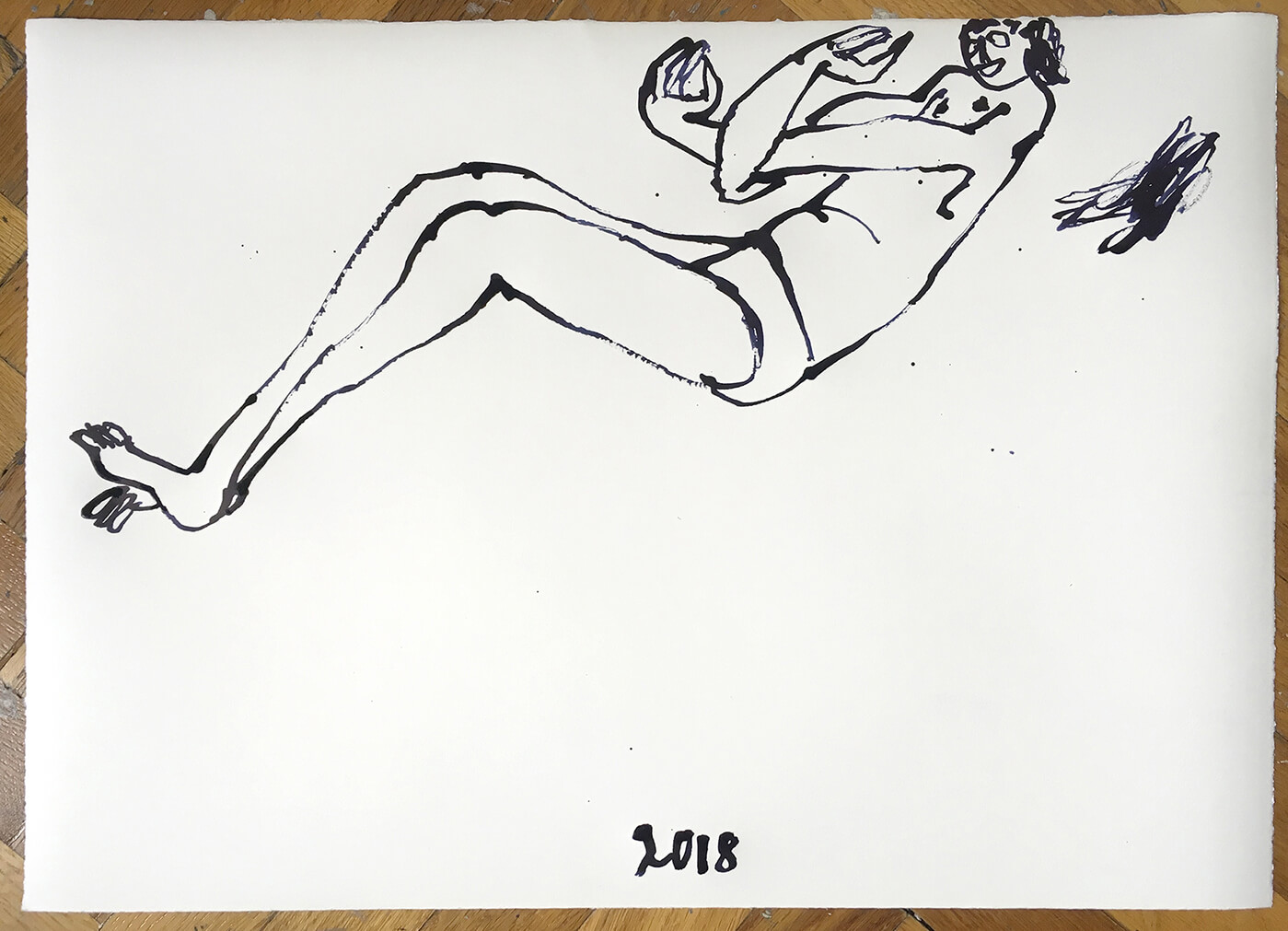 josef zekoff, available artworks, contemporary art, drawing, ink