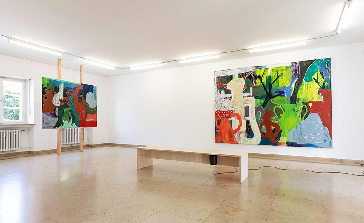 online art contemporary art platform online viewing room, munchies art club
