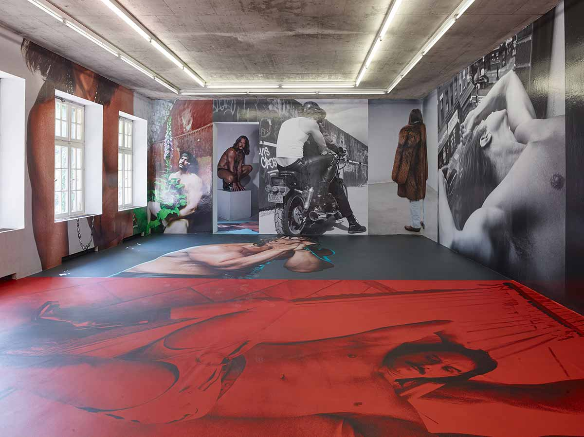 fischerspooner, contemporary young art, talented, deviant art