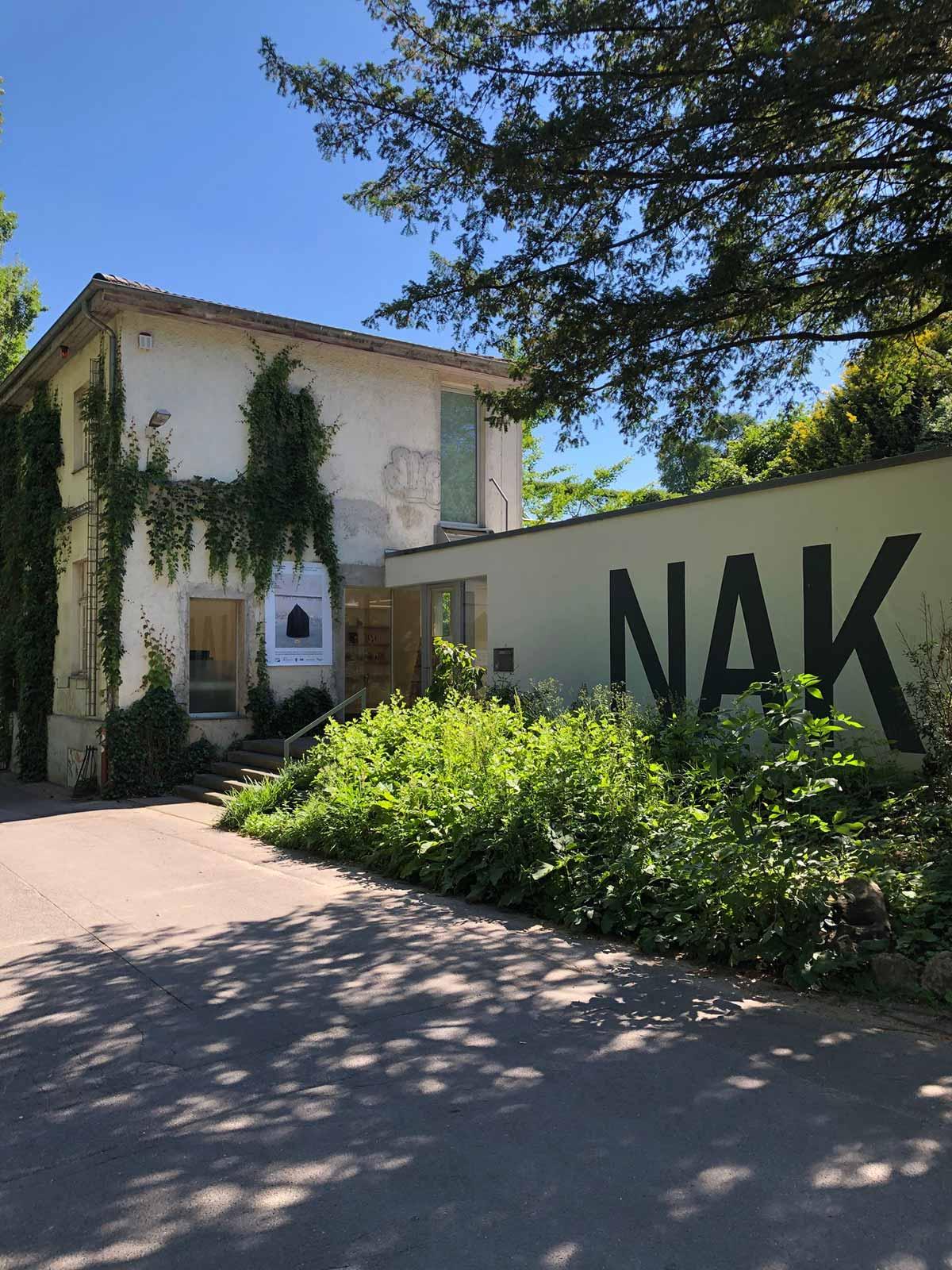 neuer aachener kunstverein, historical building, exhibitions, shows, emerging art