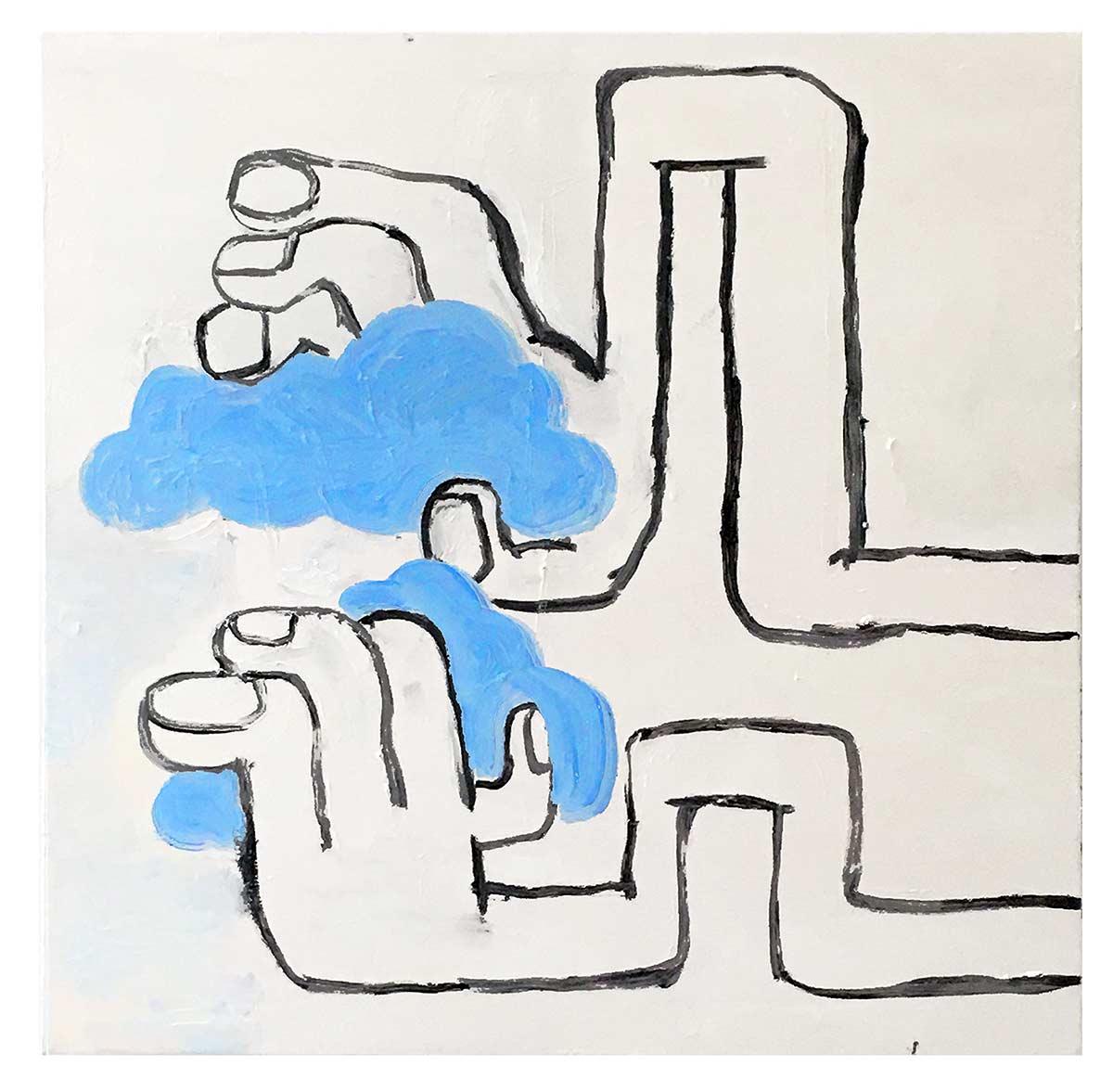 digital, contemporary painting, paint, zeitgenössische kunst, online,