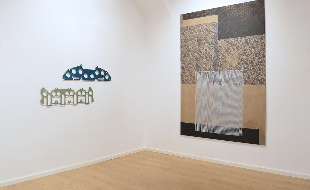 viewing room, munchies art club, christ murzek, painting, emanuel ehgartner, desiderio gallery, curated by vienna, farshido larimanian