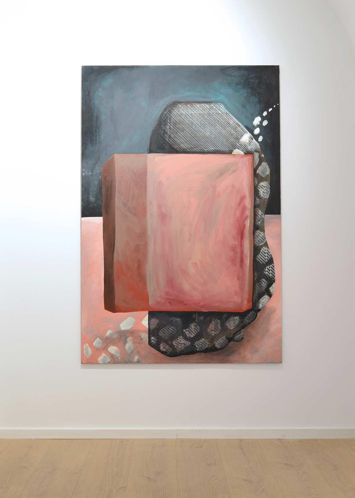 christian murzek, desiderio gallery, vienna, viewing room