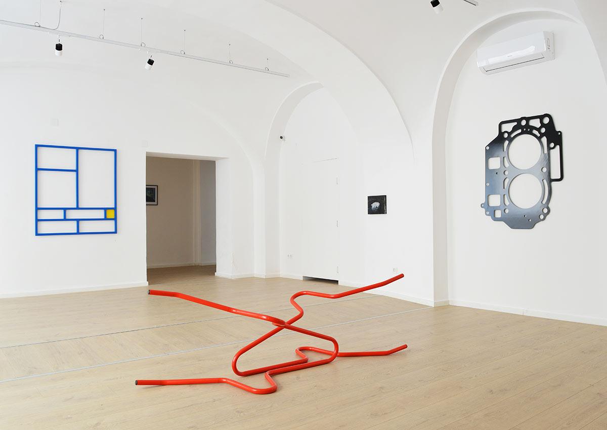 desiderio gallery, exhibition, view, room, ehgartner, emanuel, christian murzek, desiderio gallery