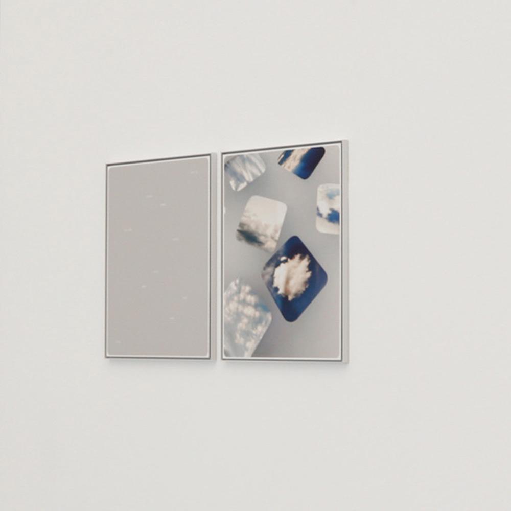 contemporary art photography, raum mit licht gallery, domino exhibition
