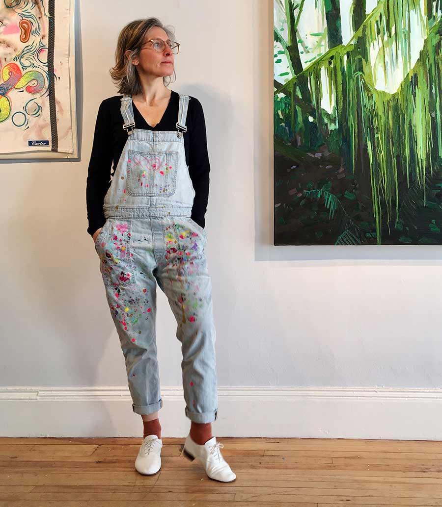 contemporary art, female artist, america, maine,