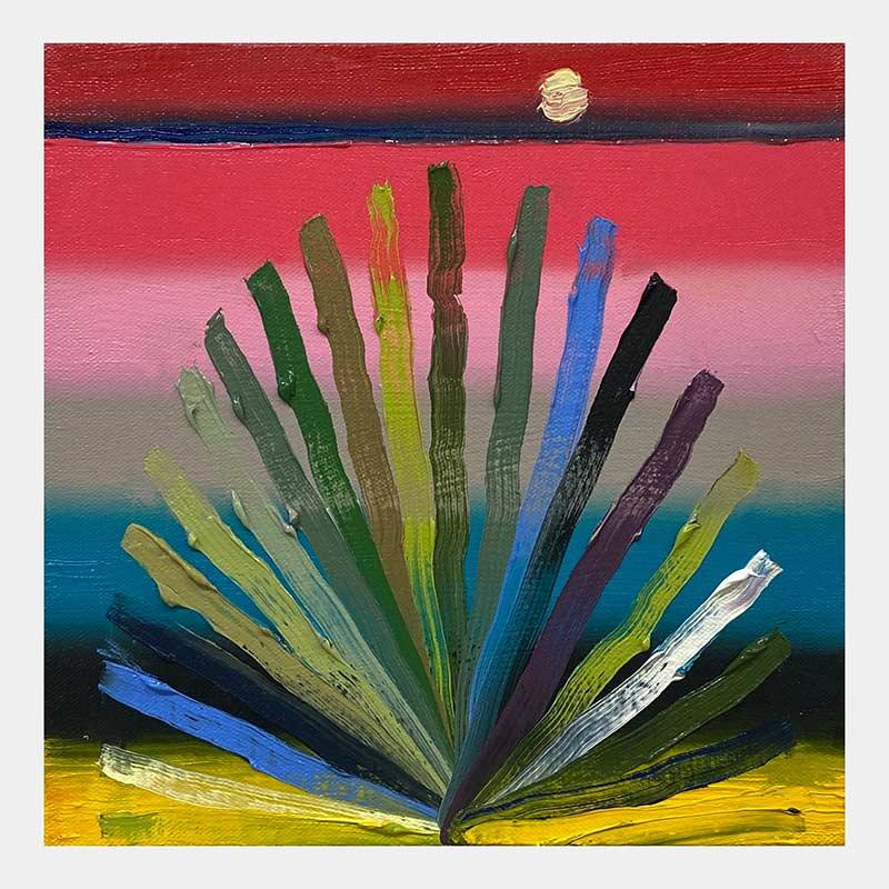 jake fagando, contemporary artist, contemporary painting, online viewing room, art news