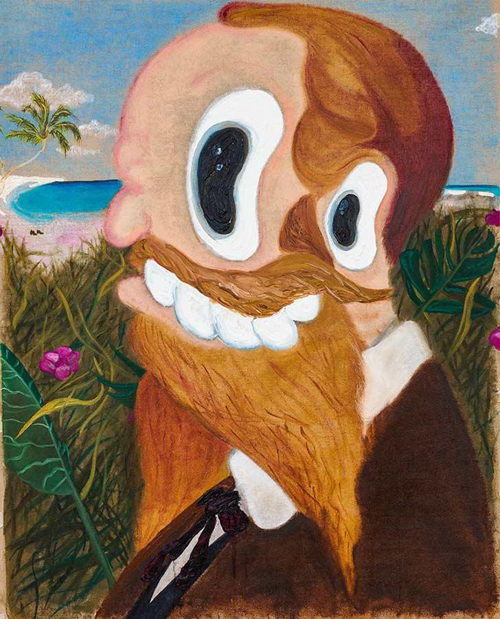 maximiliano leon, contemporary artist, studio visit, pinturamexicana, painting, modern painting, modern art, modern artist, vienna, mexico, pintura mexicana