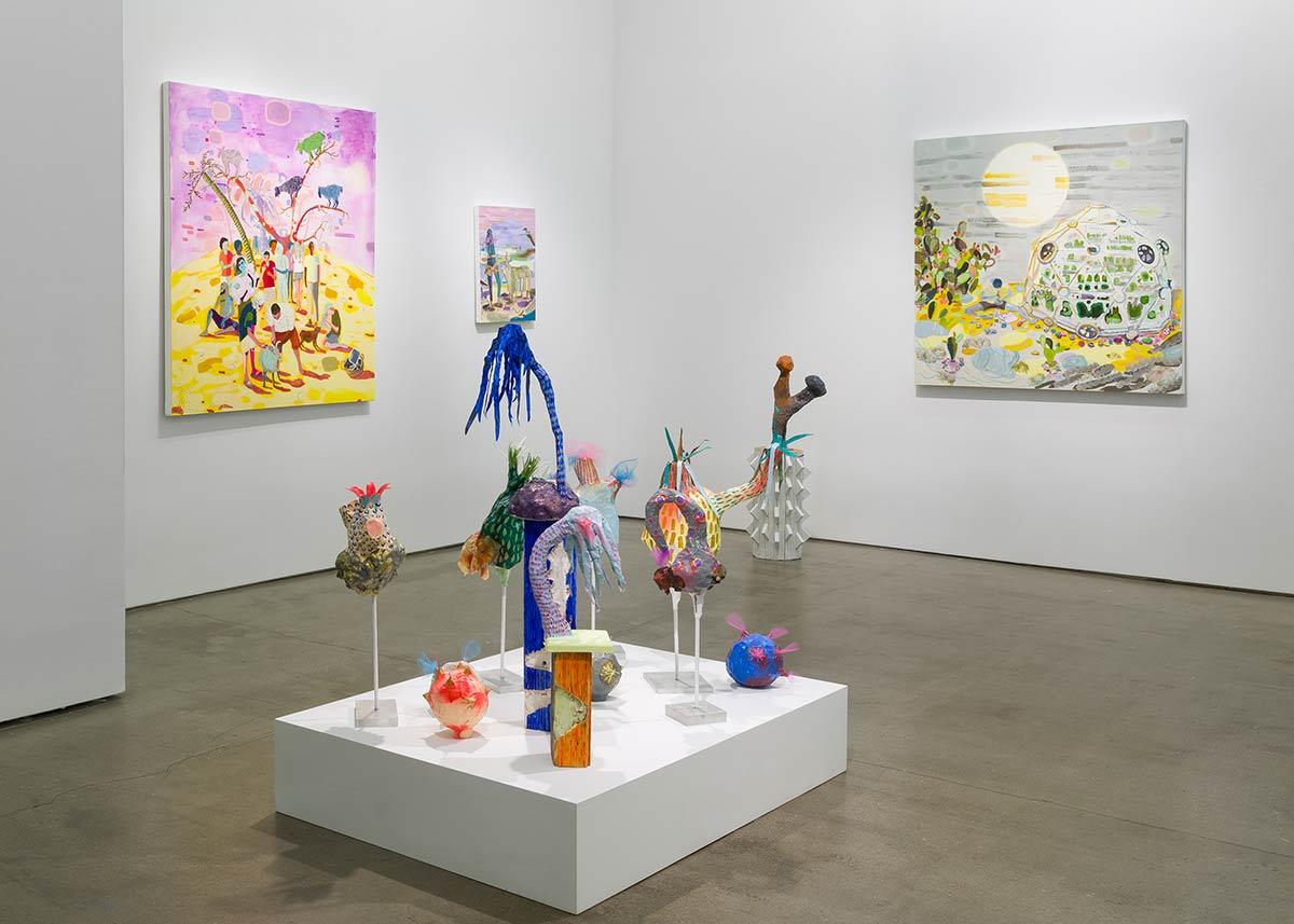 online art platform, exhibitions, show, online viewing room