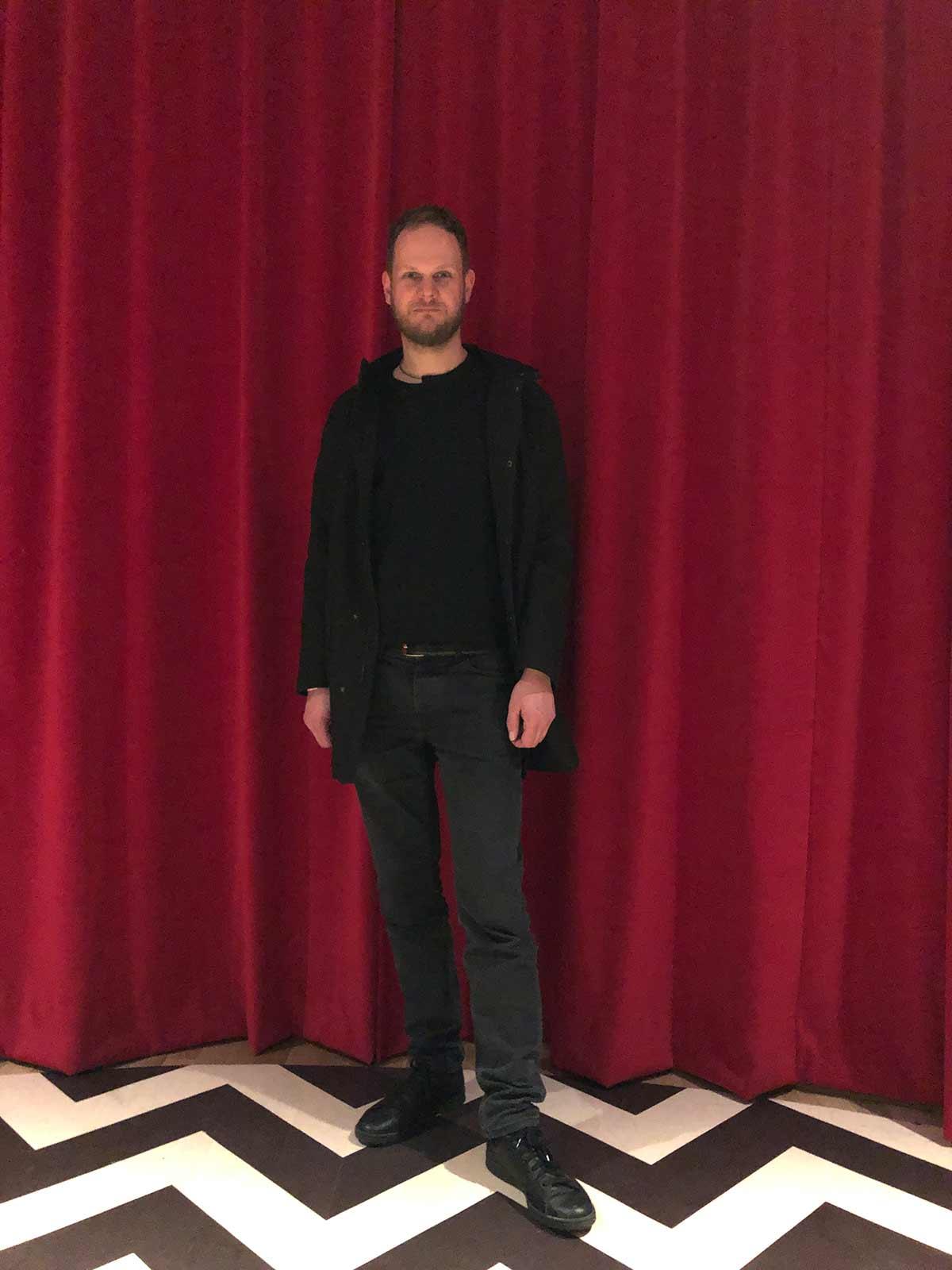 maurice funken, artist director, neuer aachener kunstverein, leiter, nak, art people, portrait