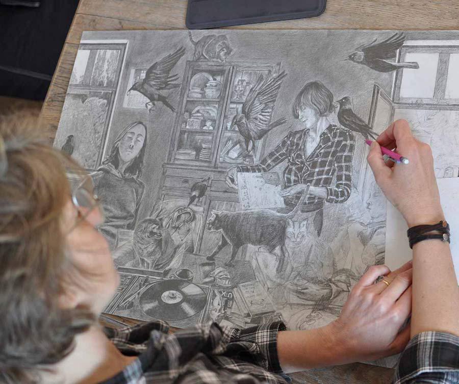 women art, belgium, brussels, art fair, modern, portrait, story, new,