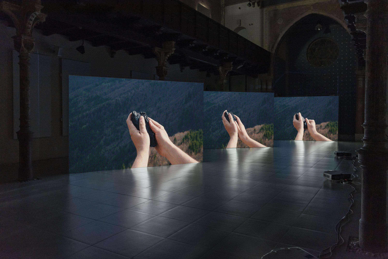 michal stolárik, contemporary curator, art critic, art writer, an interview