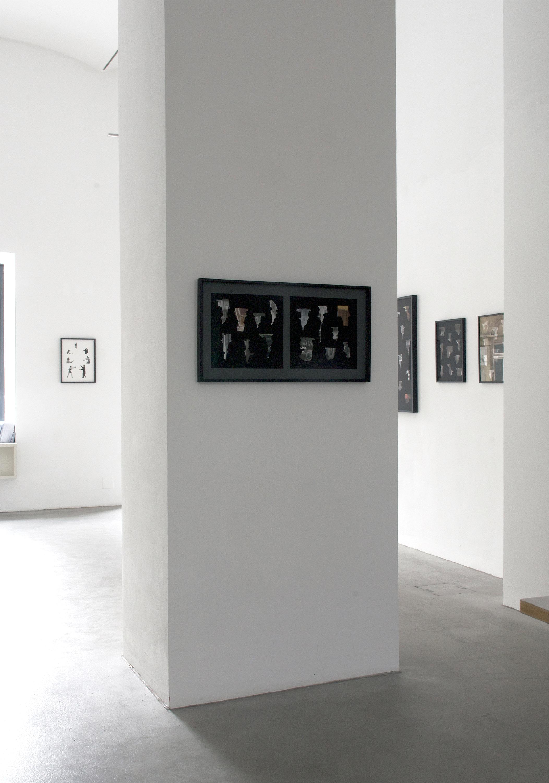 framed artworks, unique piece, contemporary art, collage