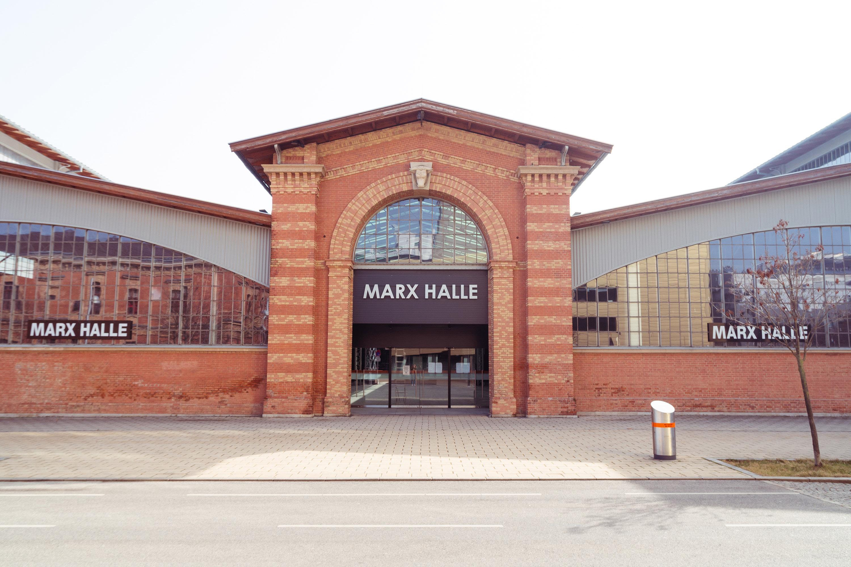 mar halle, vienna, historic building, events, fair, spark, 2021