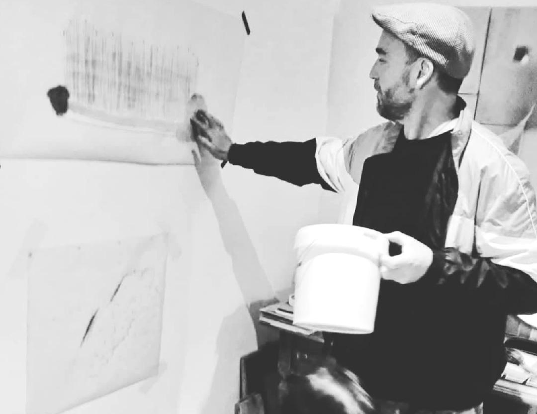 abstract art, contemporary painter, argentina, ibiza artist