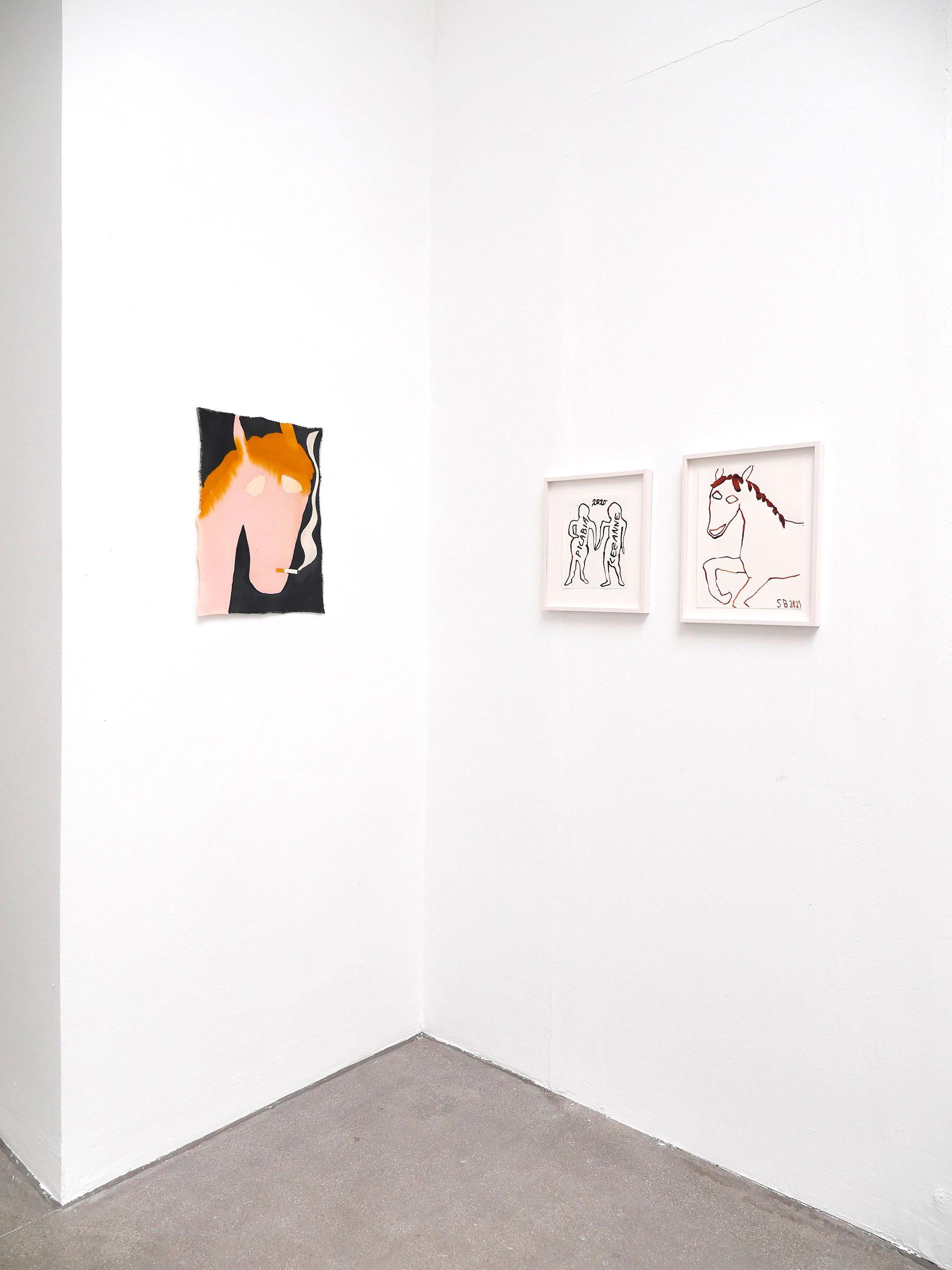 domino exhibition, viewing room, munchies art club, gallery raum mit licht, vienna, 2021
