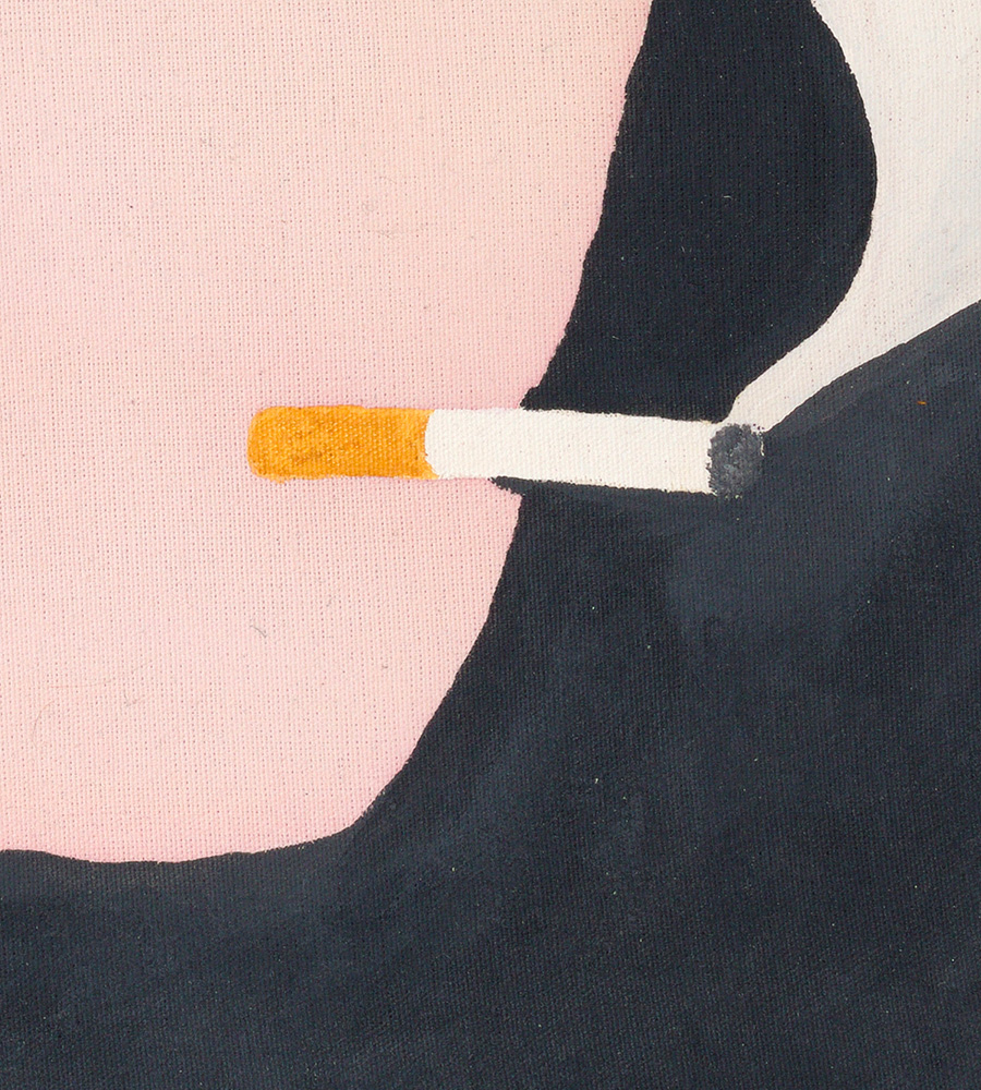 cigarette, smoking, horse, sarah bogner,
