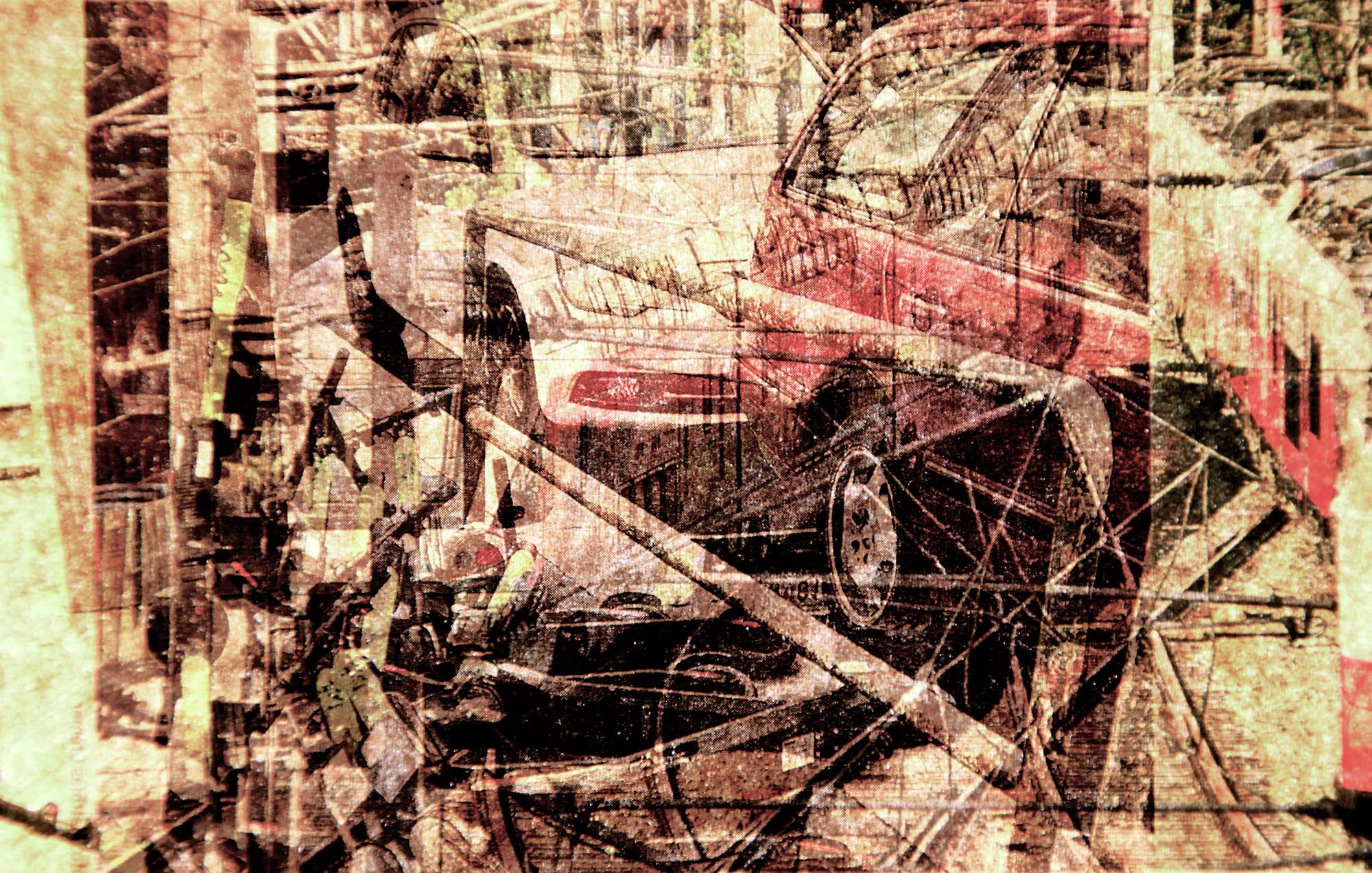 reality constructions, reality, memory, depiction, artistic, modern,
