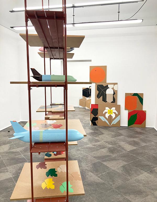 siggi hofer, artist, vienna, vesch, art club, exhibition, munchies