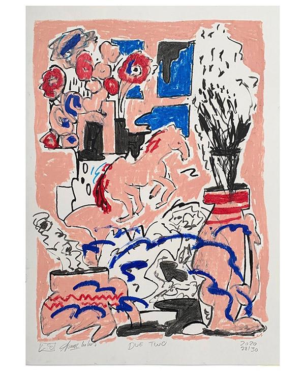 Laurentius Sauer | Contemporary painter | Featured artist