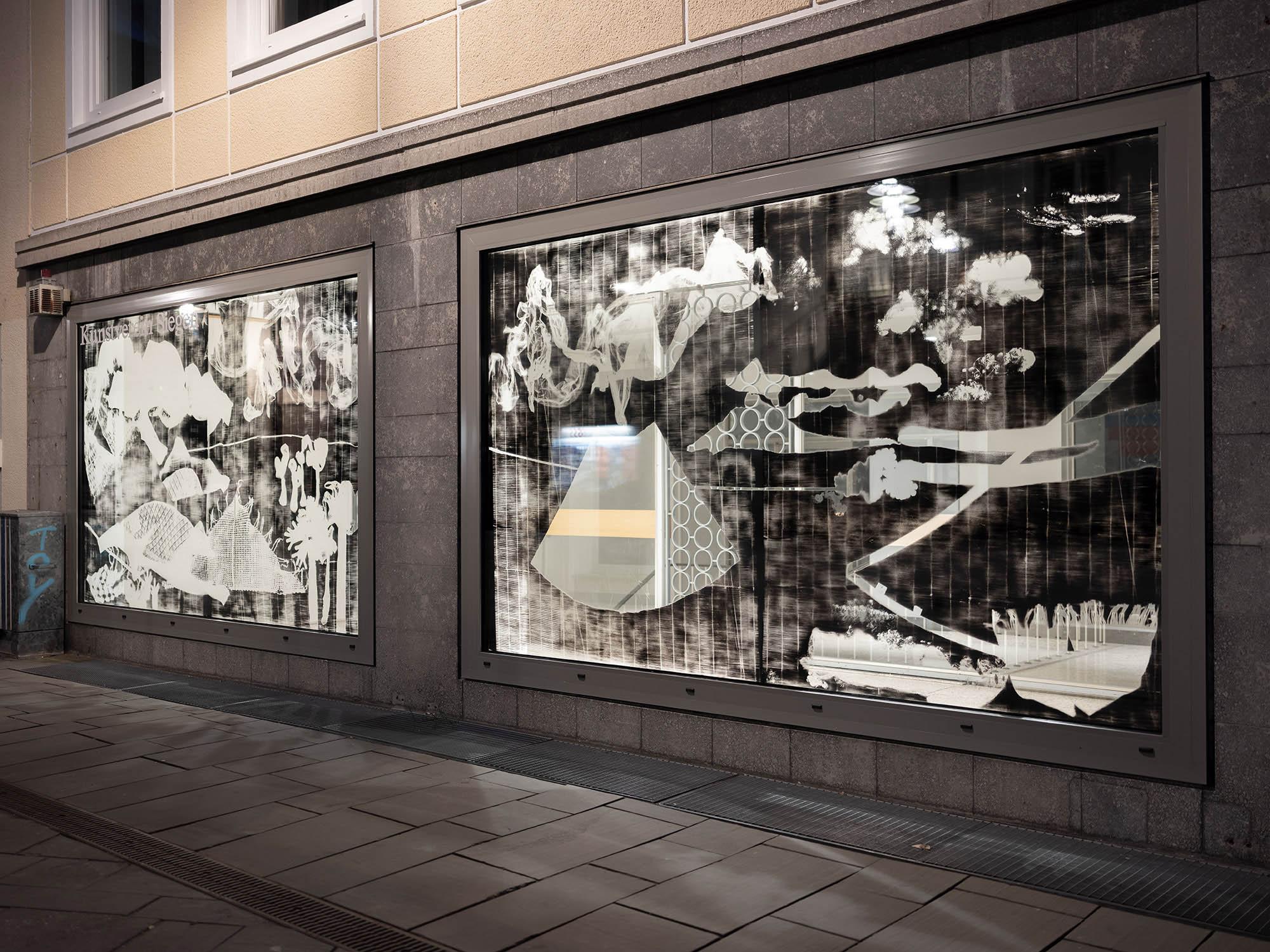 kunstverein siegen, munchies art club, online viewing room, eva berendes, alexandra leykauf, curated by jennifer cierlitza, germany, contemporary art