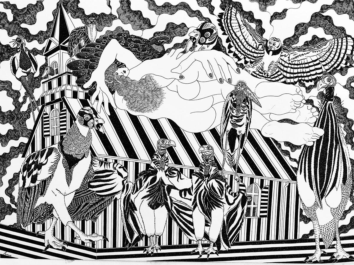 unique pieces, available artworks, bold colors, black and white