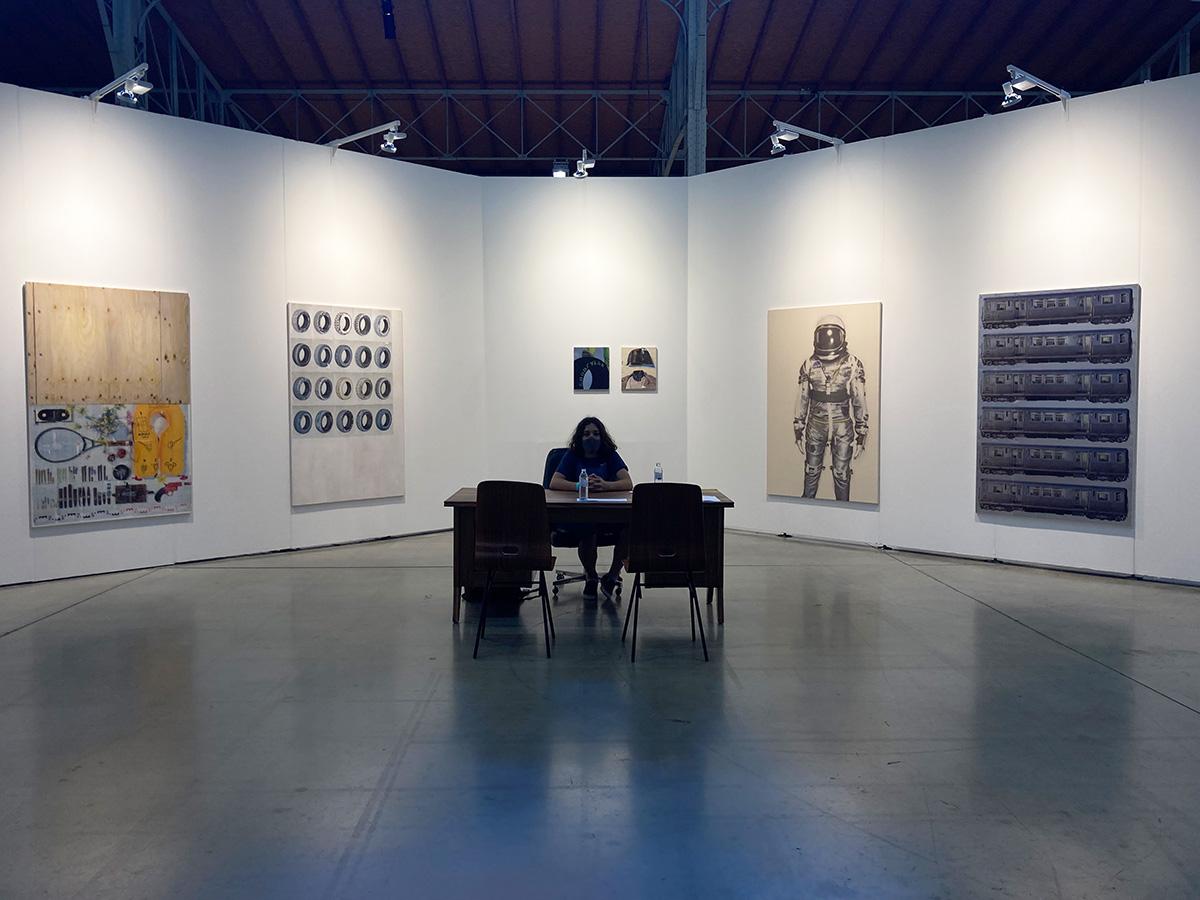 post war, collectors, museum, potential collectors, renger van den heuvel