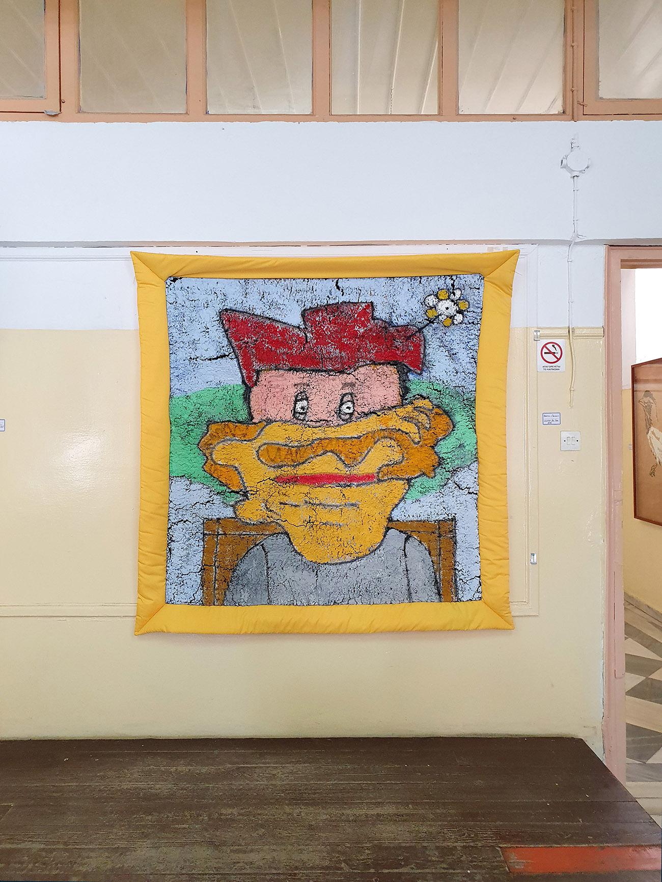 danny palillo, dimitri antonitsis, hydra school projects, ileana tounta