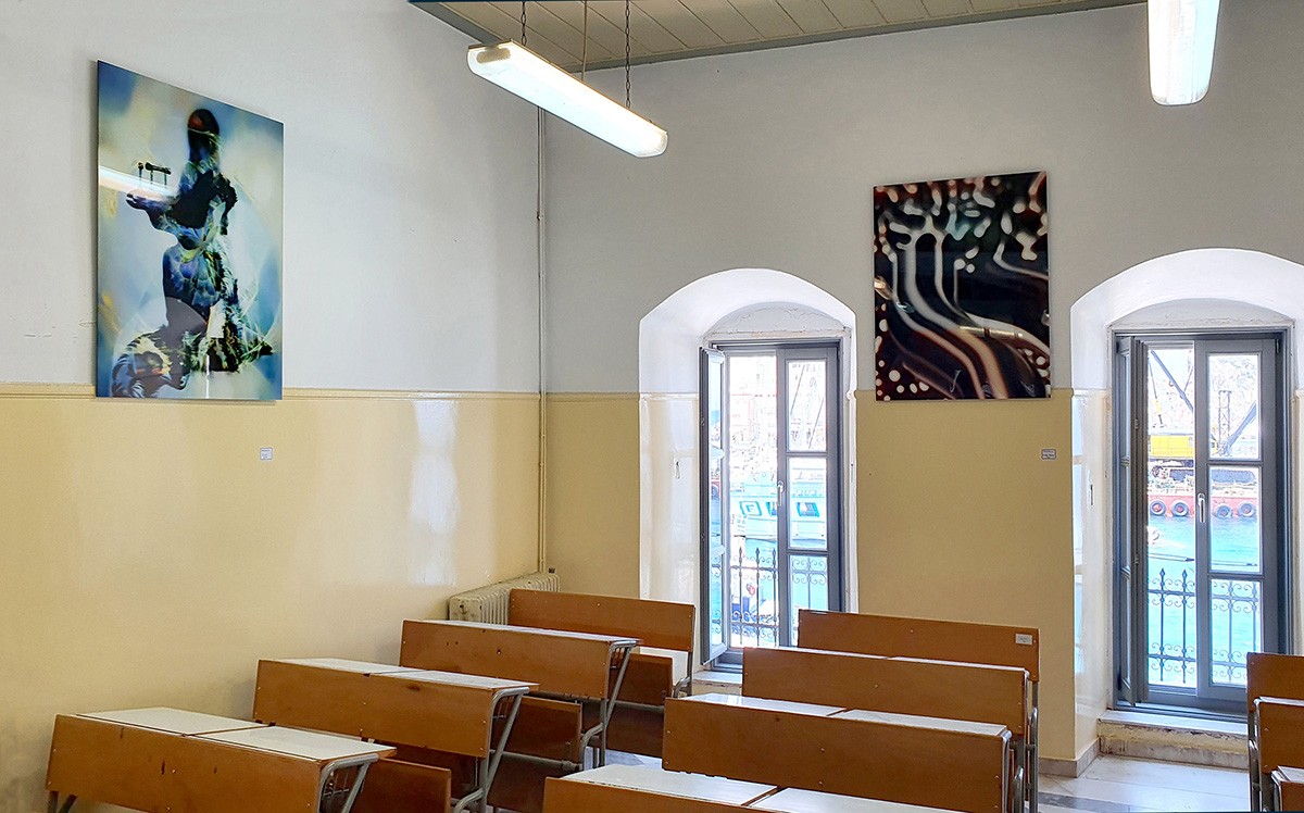 euripedes laskaridis, greece, artists, contemporary, modern