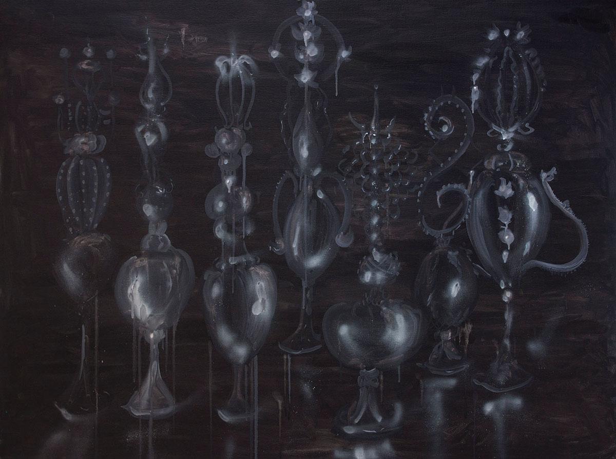 unique piece, fritz bornstück, German artists, gabrielle graessle,