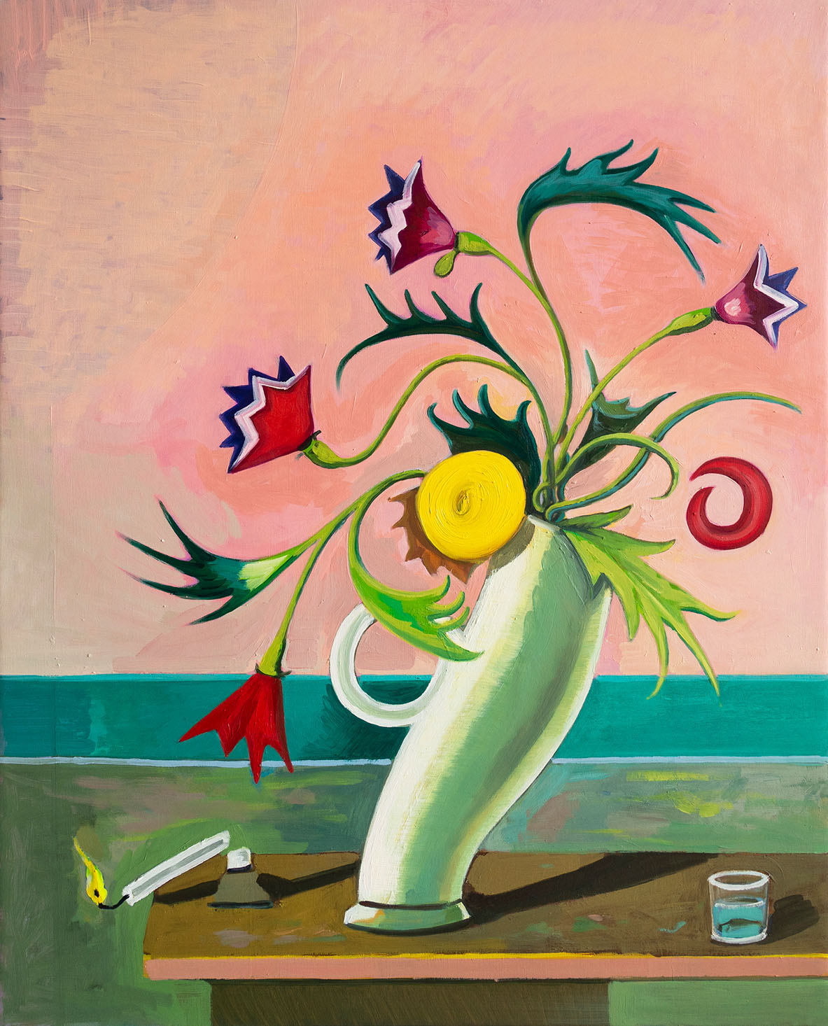 still lifes, viewers, fascinated, arrangements, flowers, fruits, everyday objects,