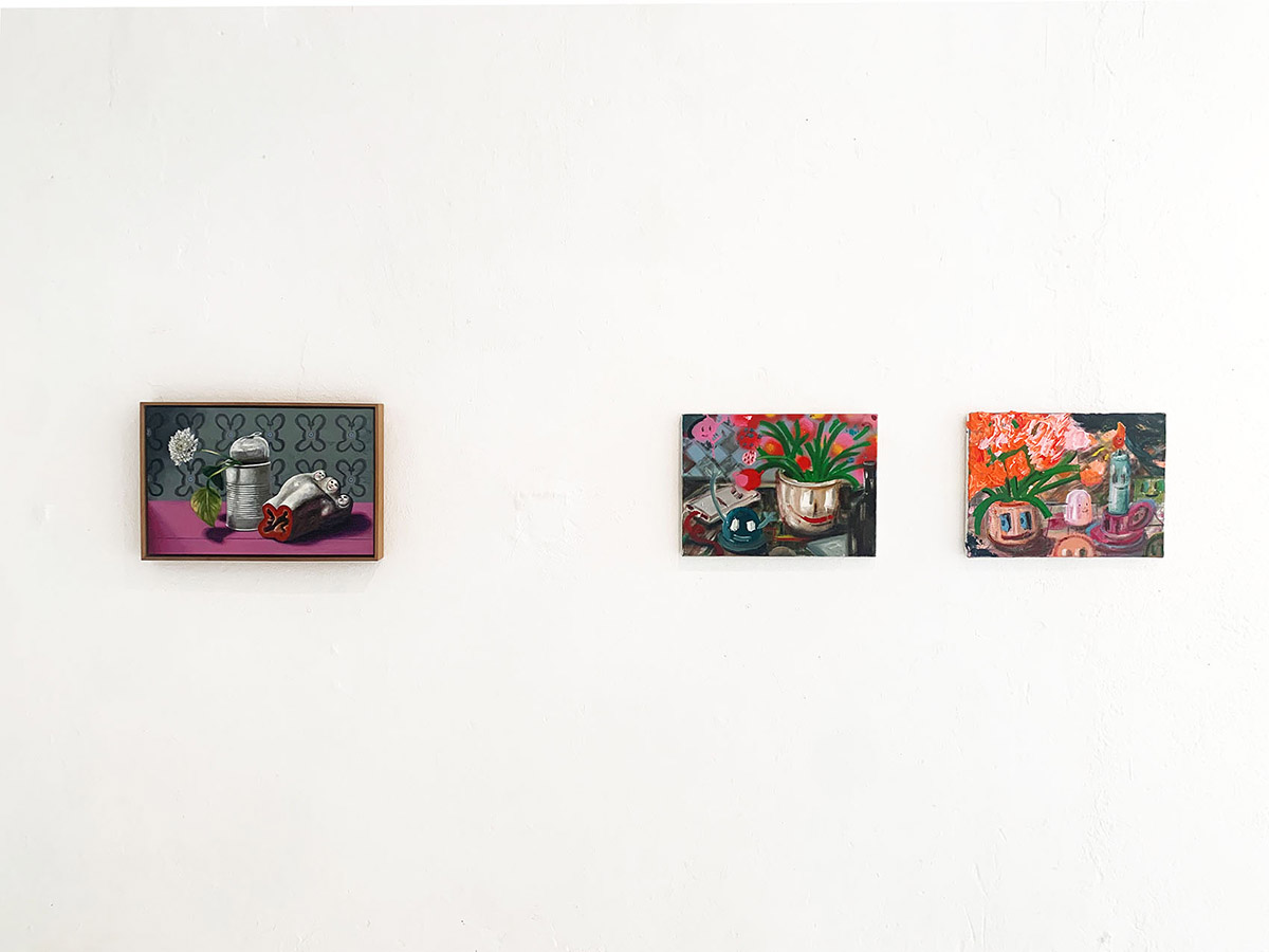 barcelona gallery uxval gochez presents an international group show of contemporary artists, curated by katharina arndt and paul pretzer