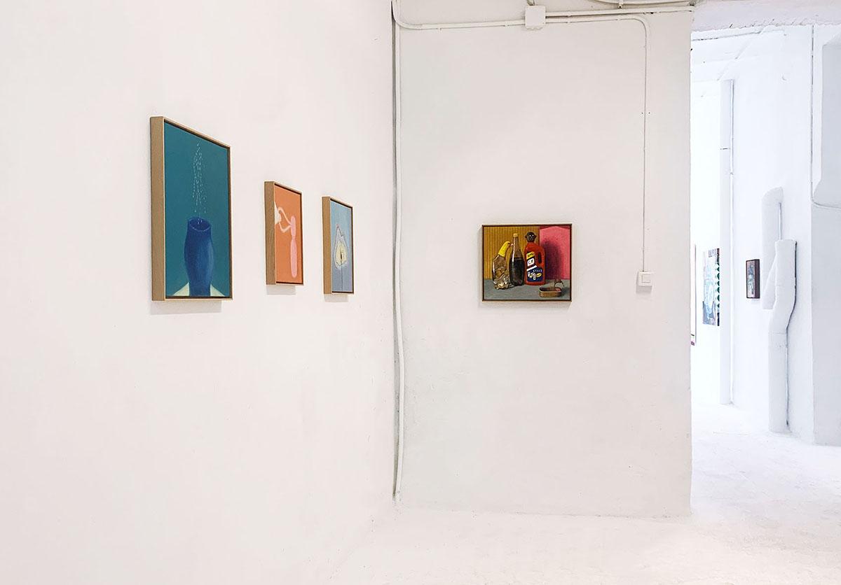 spanish gallery, introducing, emerging, artists, art news