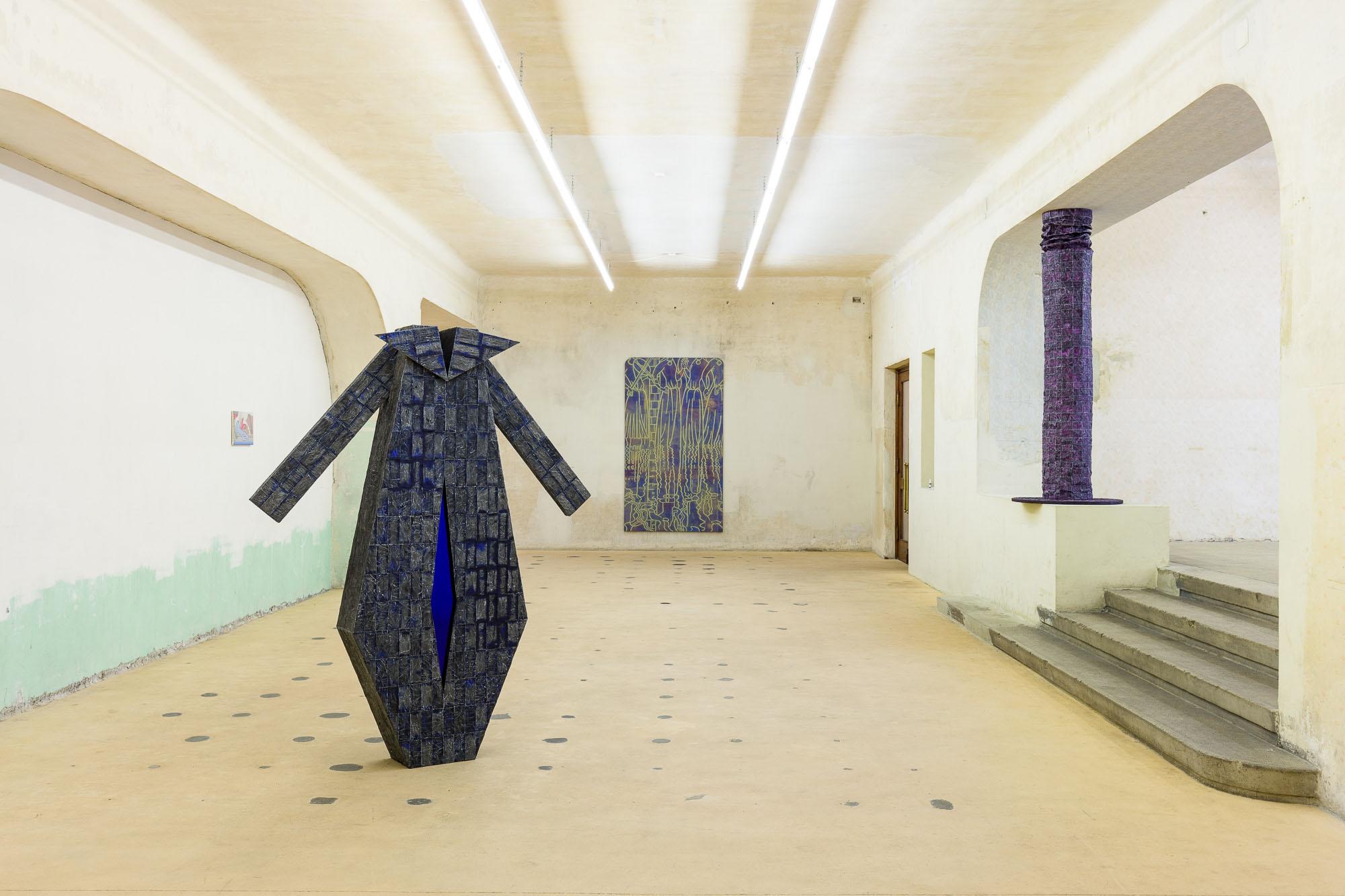 aaaa gallery, munchies art club, platform, online viewing room, katharina schilling, stine olgod, contemporary art, emerging artists