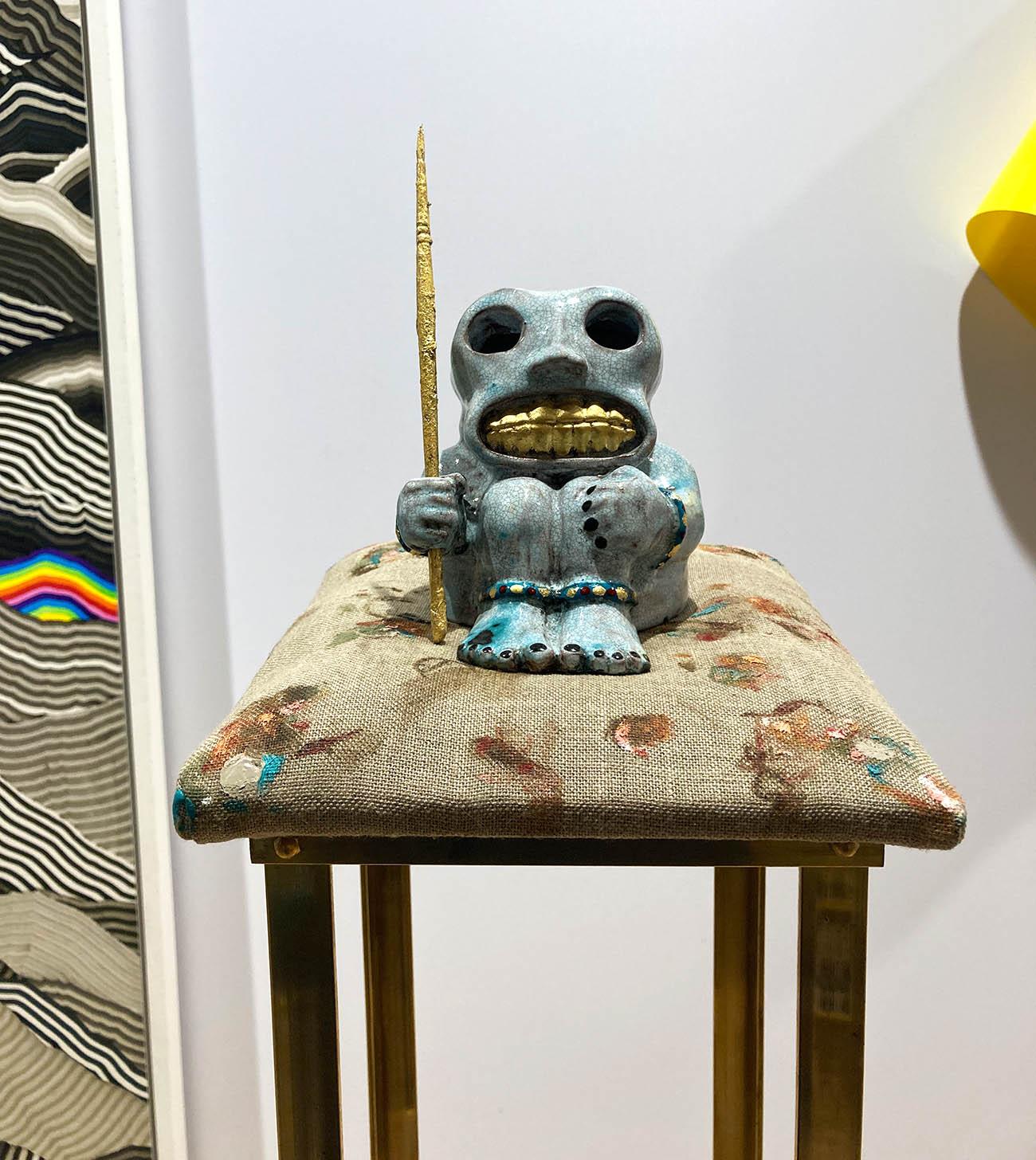 ernst koslitsch, contemporary sculpture, online art viewing room