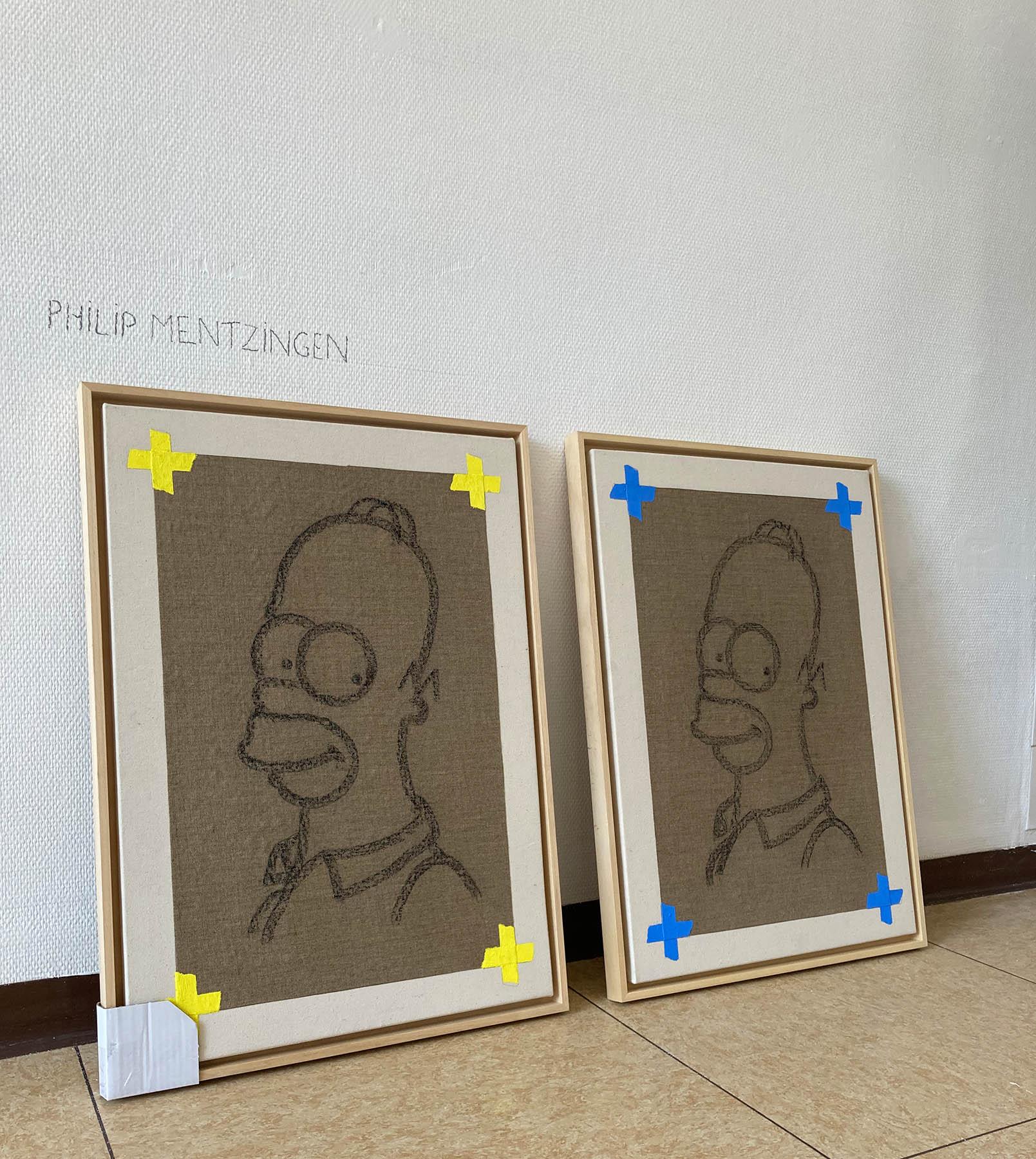 tassilo usner, philip mentzingen, gallery projects, parallel