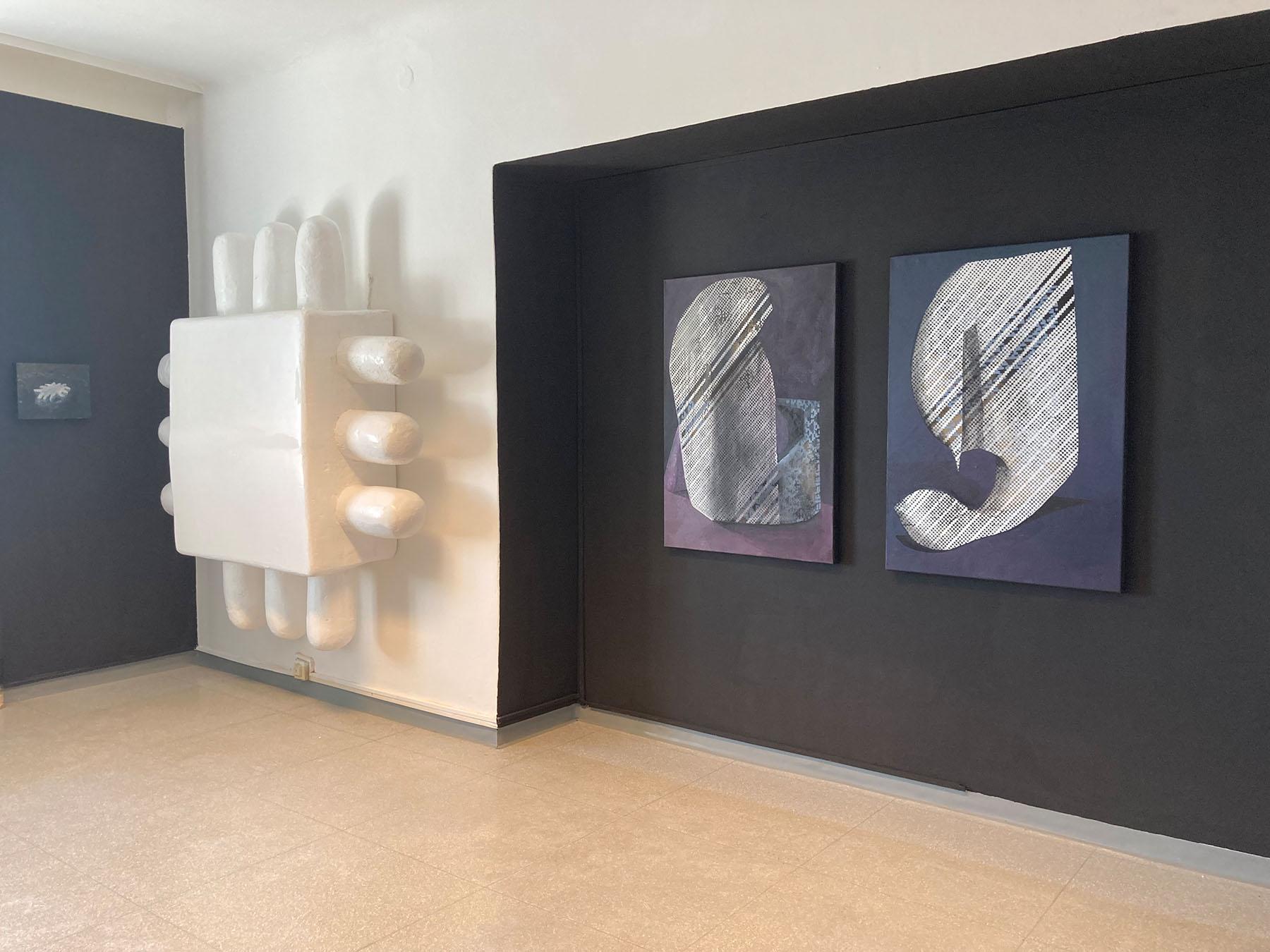 christian murzek, austrian, emerging, artist, decorative, wall art