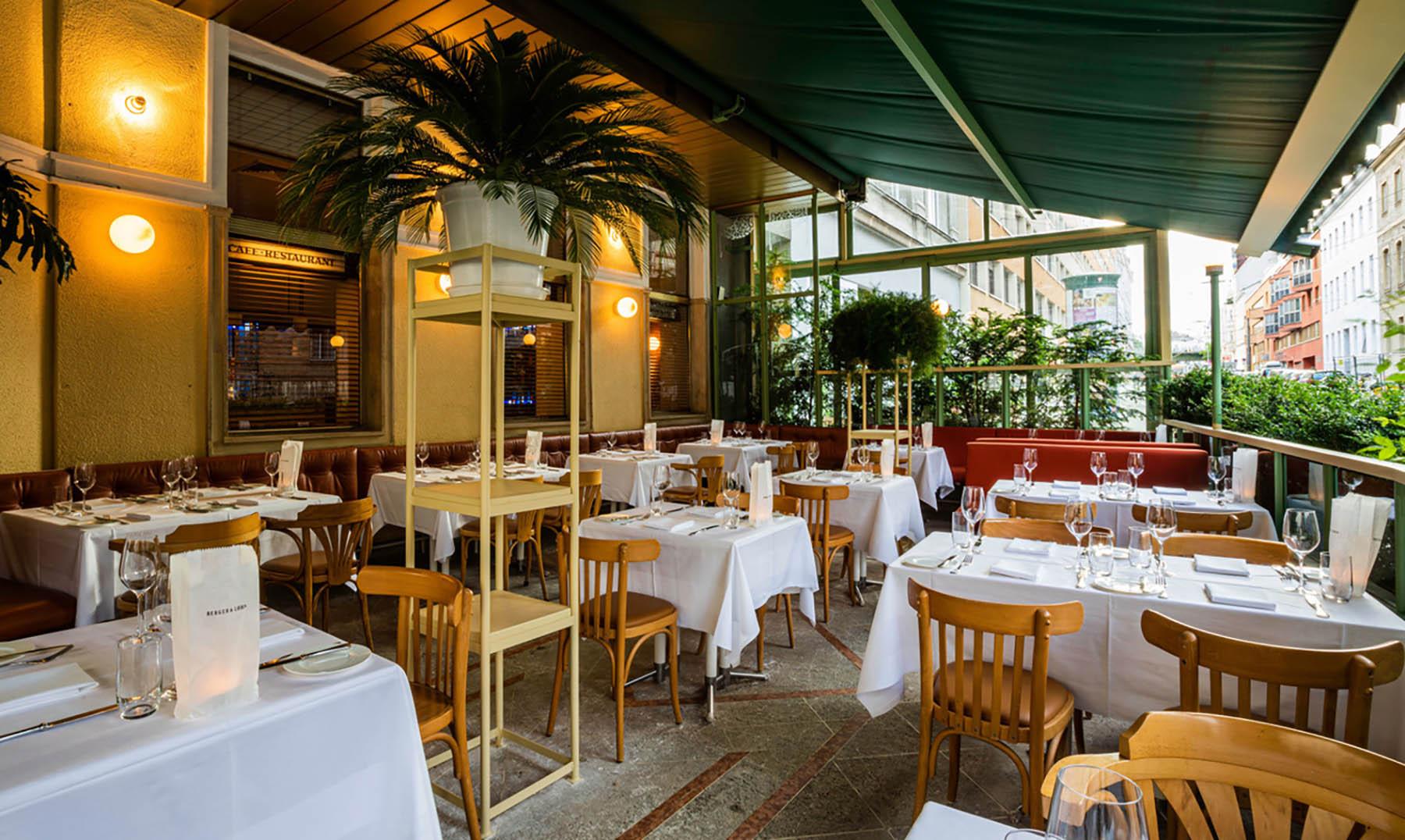 top restaurant, vienna, best of vienna, horst scheuer, berger und lohn
