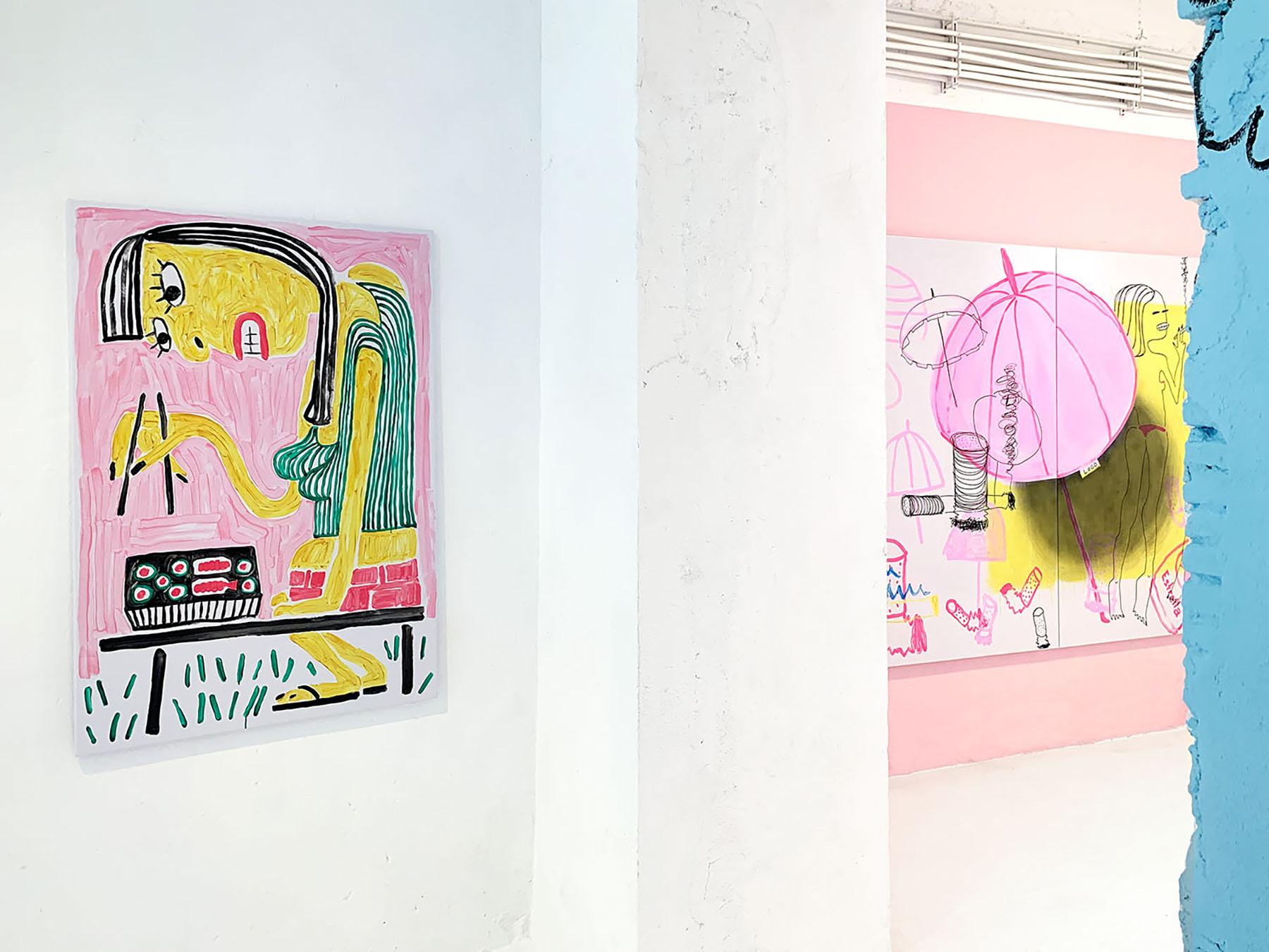 art, art on view, art news, young art to collect, richard fischer, movie,