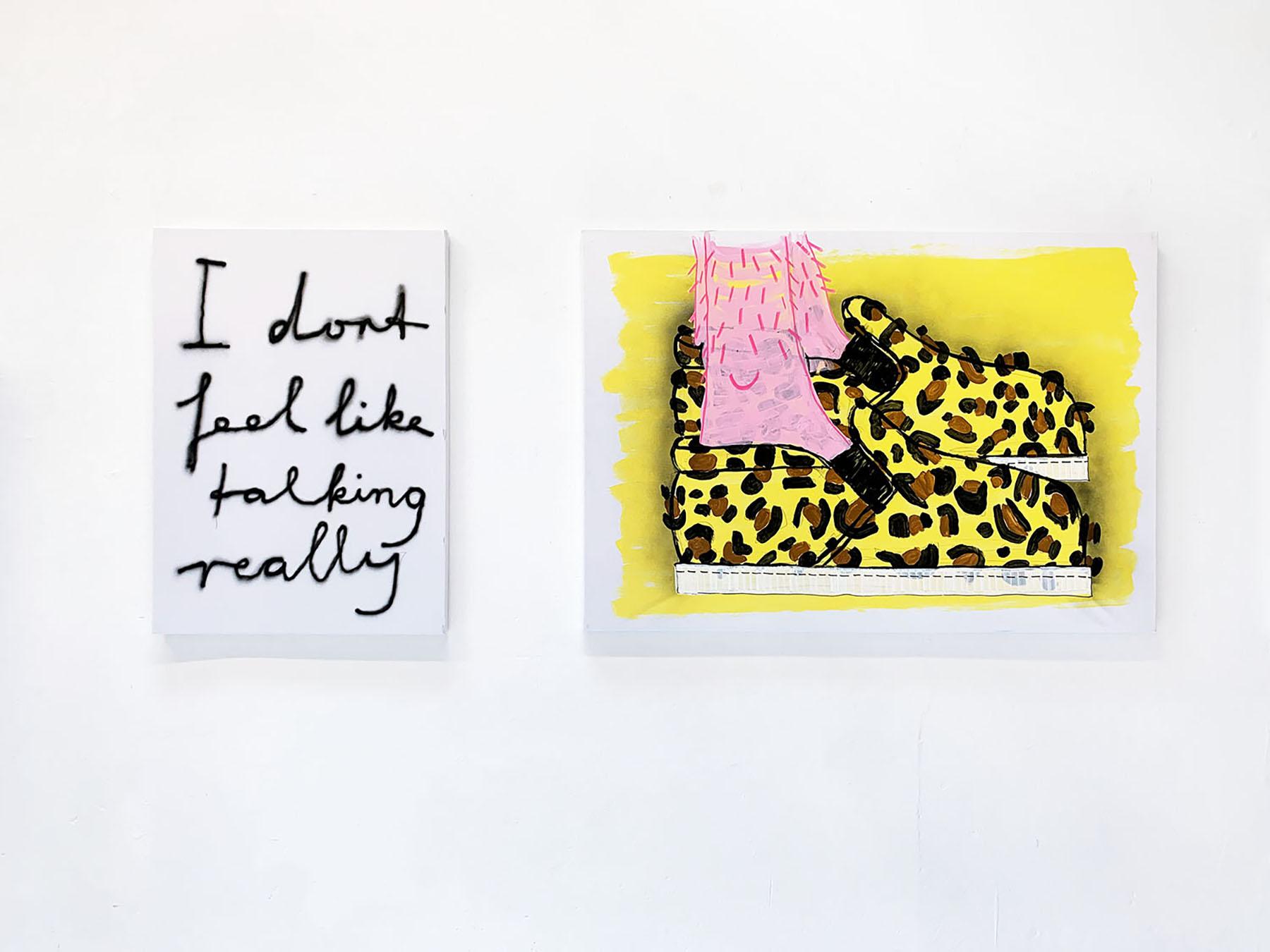 young artists, emerging, spain, uvxal gochez gallery, exhibitions, illusory