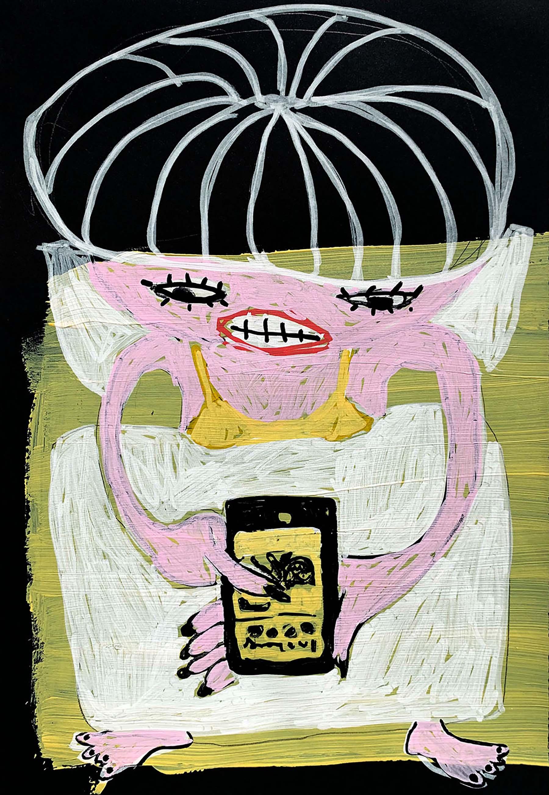 visit gallery weekend barcelona 2021, munchies art club